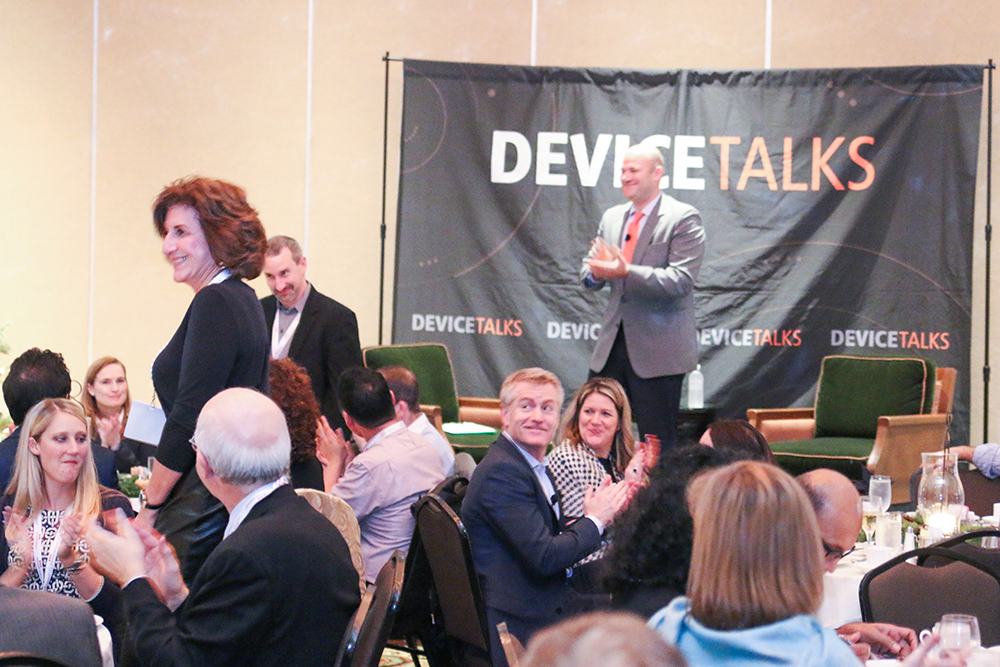 DeviceTalks West conference held at Fairmont Newport Beach in Newport Beach, CA on December 12, 2016.